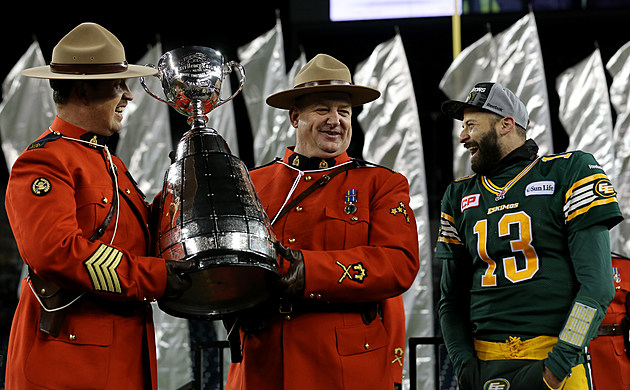 103rd Grey Cup Championship Game