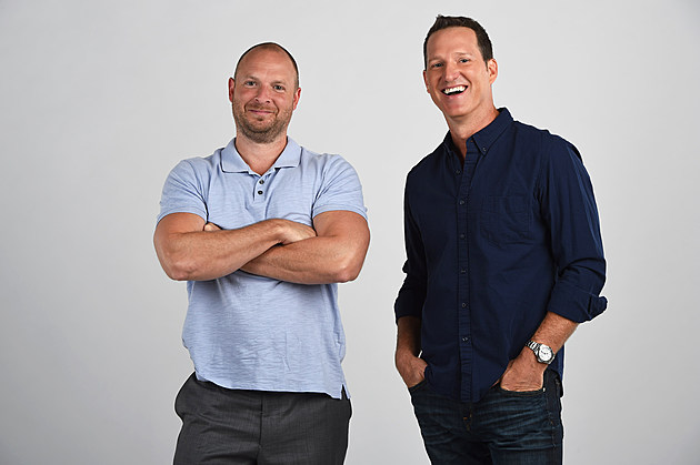 Ryen Russillo and Danny Kanell - September 1, 2015