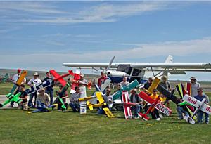 Courtesy: Yakima Valley Aeromodelers