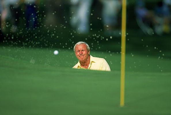 Arnold Palmer of the USA