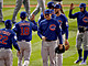 World Series - Chicago Cubs v Cleveland Indians - Two