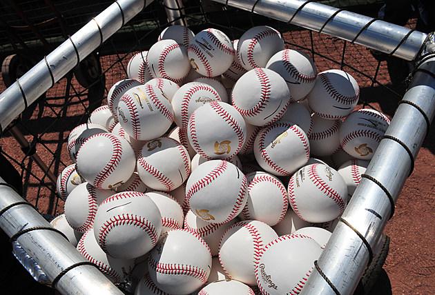USA World Baseball Classic team practice