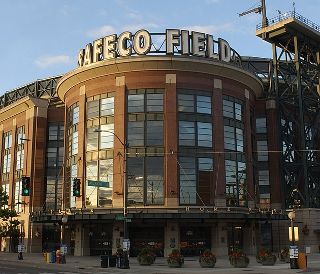 A general view of Safeco Field