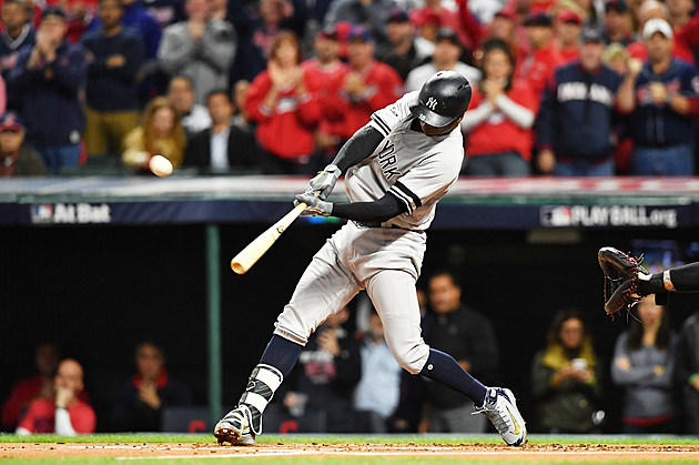 Divisional Round - New York Yankees v Cleveland Indians - Game Five